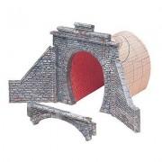 Modélisme Ponts Et Tunnels Ho - Entrée De Tunnel-Faller