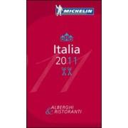 Michelin Guide Italia 2011 2011 by Michelin Travel Publications