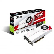 Asus Turbo Carte graphique Nvidia GeForce GTX 970 1088 MHz 4096 Mo PCI Express