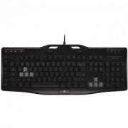 геймърска клавиатура Logitech Gaming Keyboard G105 - 920-003461