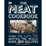 The Meat Cookbook by DK
