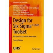 Design for Six Sigma + LeanToolset by Stephan Lunau