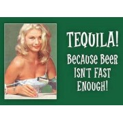 [Import Anglais]Tequila! Metal Magnet