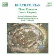 A. Khachaturian - Piano Concerto (0730099579926) (1 CD)