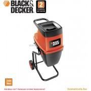 Black&Decker GS2400-QS Komposztaprító