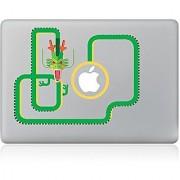 JMM - Dragon Dragon Ball Cartoon Design Laptop Notebook Skin Sticker Cover Vinyl Art Decal for 13.3 inch Apple Macbook