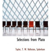 Selections from Plato by Me Taylor