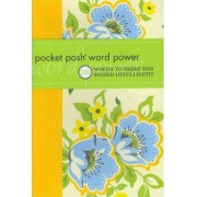 Pocket Posh Word Power: 120 Words to Make You Sound Intelligent by Wordnik