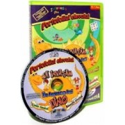 CD-ROM Portofoliul elevului - Sa invatam in lumea lui Dino Romana. Educatie Plastistica - 6-11 Ani