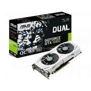 ASUS NVidia GeForce GTX 1060 3GB 192bit DUAL-GTX1060-O3G