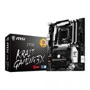 911 - 7 A11 - 005 Intel MSI Z170 A Krait Gaming 3 x Skylake scheda madre ATX