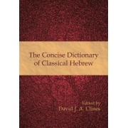 The Concise Dictionary of Classical Hebrew