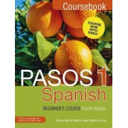 Pasos 1 Spanish Beginner's Course by Martyn Ellis