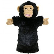 The Puppet Company - Long-Sleeved Glove Puppets - Chimp
