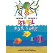 Sammy Spider's Israel Fun Book by Sylvia Rouss