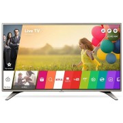 "Televizor LED LG 125 cm (49"") 49LH615V, Full HD, Smart TV, WiFi, CI+ + Voucher Cadou 1 Pizza gratuita la Trattoria Buongiorno"