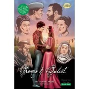 Romeo and Juliet the Graphic Novel by William Shakespeare