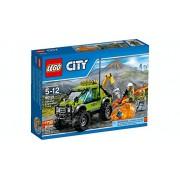 Lego - 60121 - City Volcano Explorers - Camion delle esplorazioni vulcanico