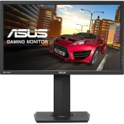 "Monitor Gaming IPS LED ASUS 23.6"" MG24UQ, 4K (3840 x 2160), HDMI, DisplayPort, 4 ms, Boxe, Pivot (Negru)"