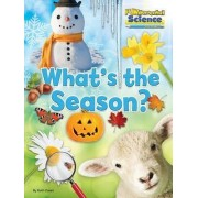 Fundamental Science Key Stage 1: What's the Season? 2016 by Ruth Owen