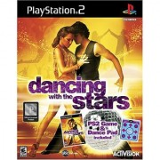 Dancing with the Stars Includes Dance Pad - PlayStation 2
