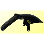 Aprilia Futura Rear Hugger: Black 077010B