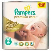 Pampers Premium Care 2 - 90 bucati