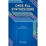 CMOS PLL Synthesizers by Keliu Shu