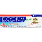 Elgydium Junior Pasta De Dinti Gel Cu Aroma De Rodii (50 Ml)