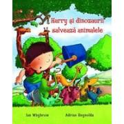 Harry si dinozaurii salveaza animalele