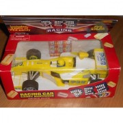 Pez Racing Yellow Race Car (Pull and Go)