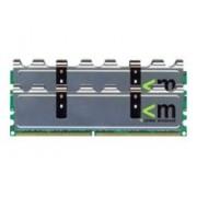 Mushkin EM-Series DDR2-800 8GB DualKit CL5 8GB DDR2 800MHz memoria