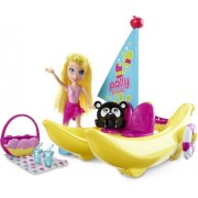 Polly Pocket T9434 - Banana boat