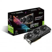 Asus 90YV09N0-M0NA00 Scheda Grafica ROG STRIX-GTX1070-O8G-Gaming 8GB GDDR5