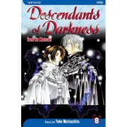 Descendants of Darkness, Vol. 8 by Yoko Matsushita