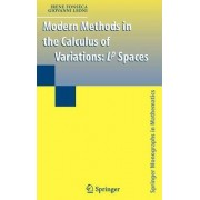 Modern Methods in the Calculus of Variations by I. Fonseca