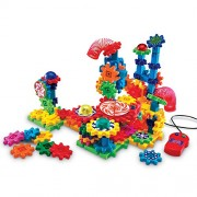 Learning Resources Gears! Gears! Gears!® Lights & Action Building Set - Recurso educativo