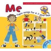 Songbirds: Me (Book + CD) by Ana Sanderson