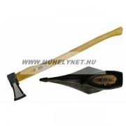 Hasító fejsze 2 kg-os fa nyéllel Extol Craft