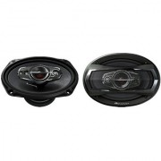 Pioneer Ts-6995S 6X9 Oval 600W 5Way Car Speaker