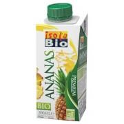 Bautura bio premium din ananas Isola Bio 200ml