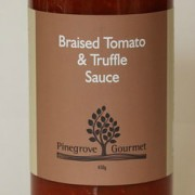 Braised Tomato and Truffle Sauce 450g