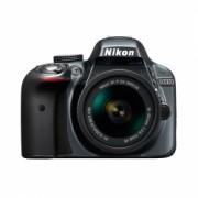 Nikon D3300 Kit AF-P 18-55mm VR, Gri
