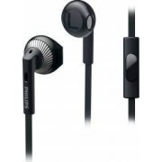 Casti cu Microfon Philips SHE3205BK00 Negre