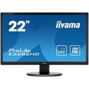 Monitor Iiyama B2282HD 21.5inch TN Full HD Negru