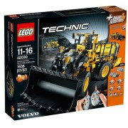 LEGO Technic 42030 - VOLVO L350F Kolový nakladač na dálkové ovládání