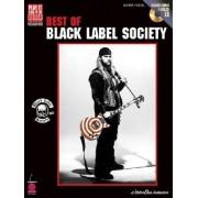 Best of Black Label Society by Hal Leonard Publishing Corporation