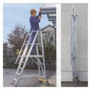 C.O.Weise GmbH&Co.KG Weise Podestleiter, klappbar 5