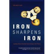 Iron Sharpens Iron by Orlando Saer
