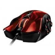 Mouse Gaming RAZER Naga HEX Demonic Red Laser
